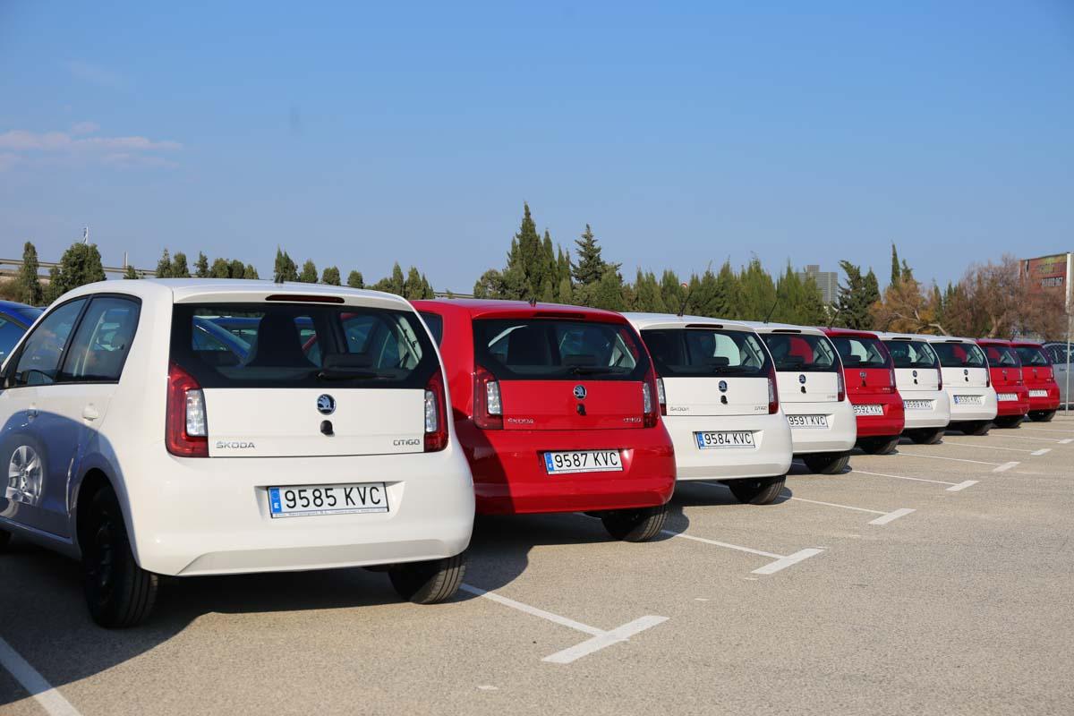 Nuevos vehículos Skoda Citigo