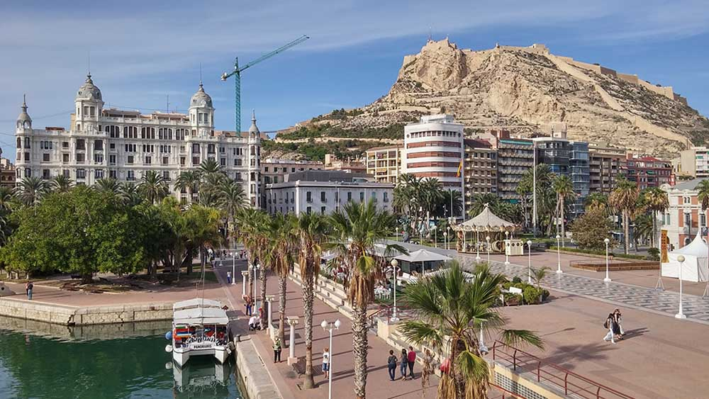 Four must-see sights in Alicante