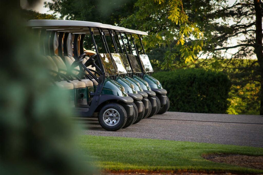 Golf courses in the province of Alicante - Lara Cars