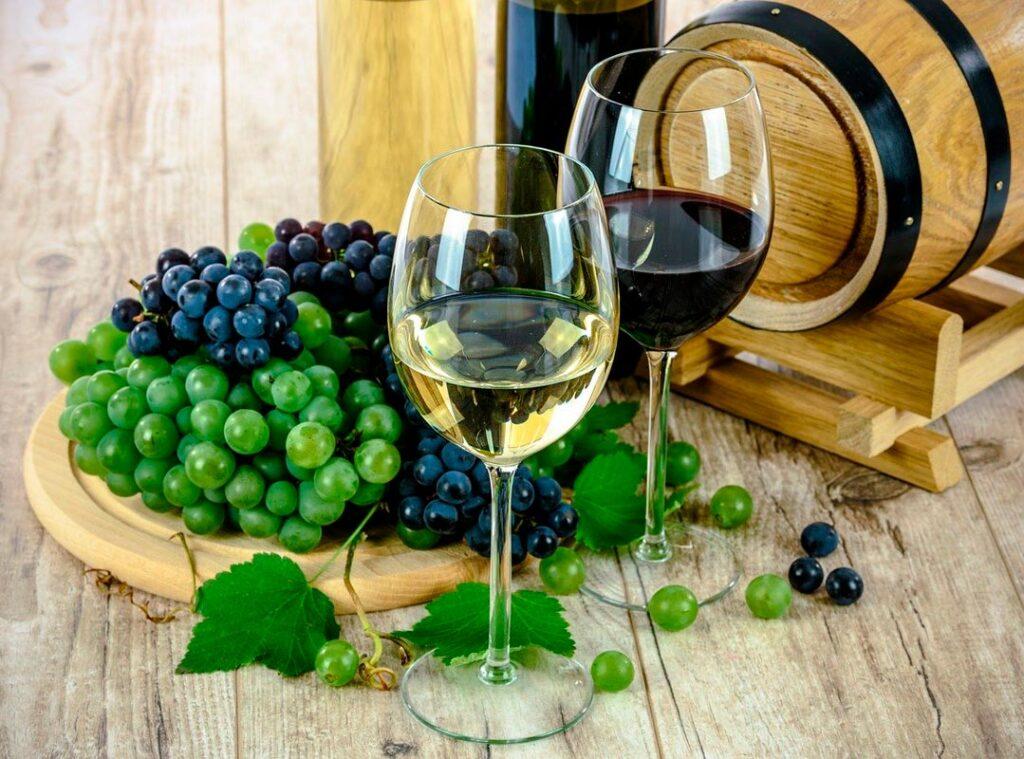 Vinos de la ruta del vino de Alicante