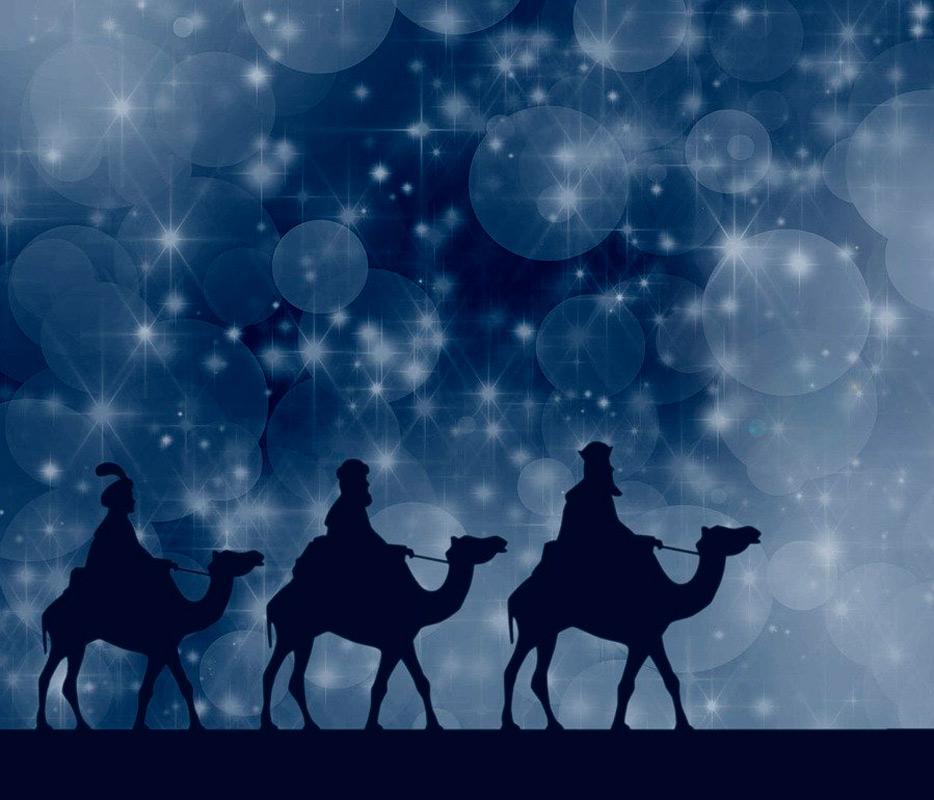 La Cabalgata de los Reyes Magos de Alcoy, la mejor de la Navidad de Alicante