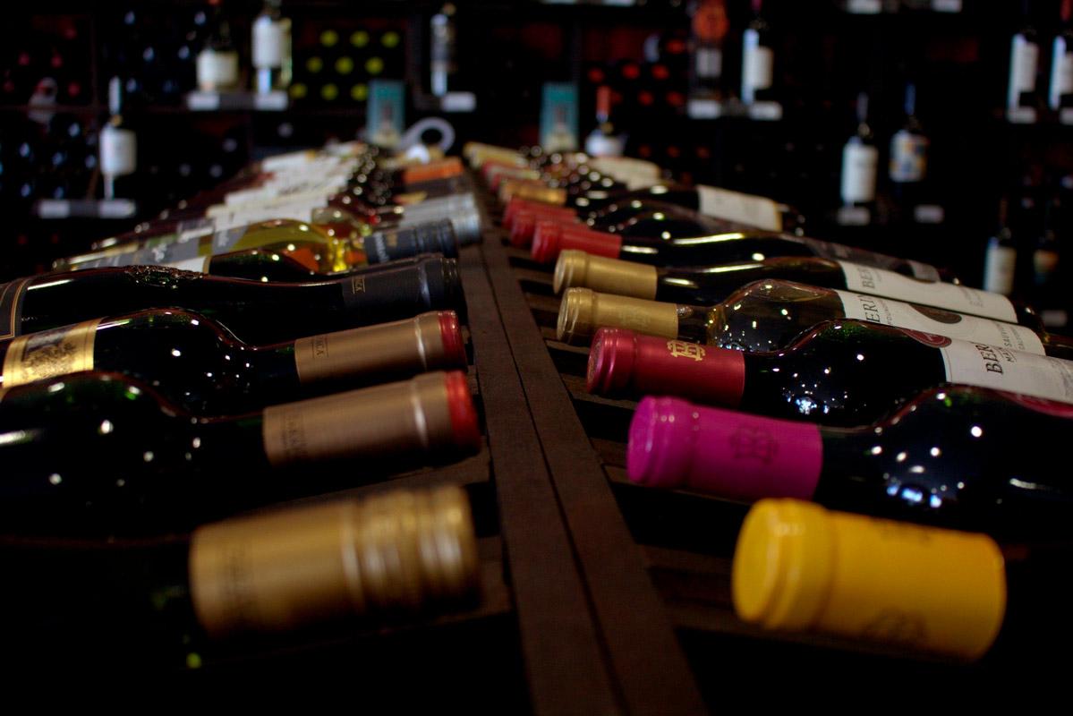 Vinos de las bodegas de la ruta del vino de Alicante