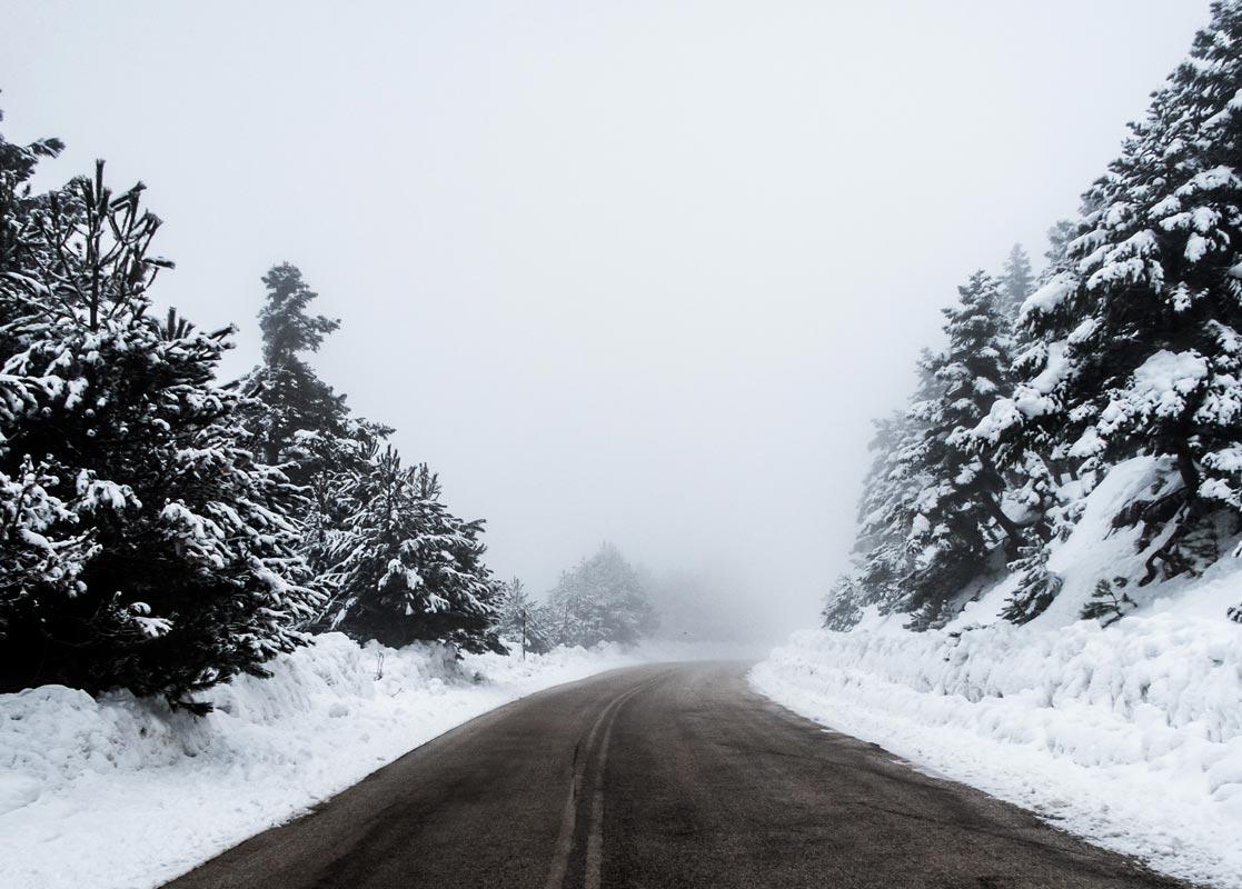 Claves para conducir en invierno con mal tiempo