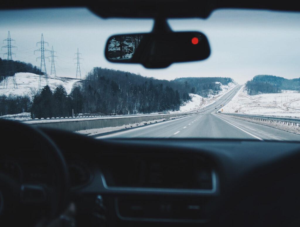 Precauciones para conducir en invierno con nieve