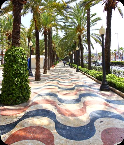 Esplanada de Alicante
