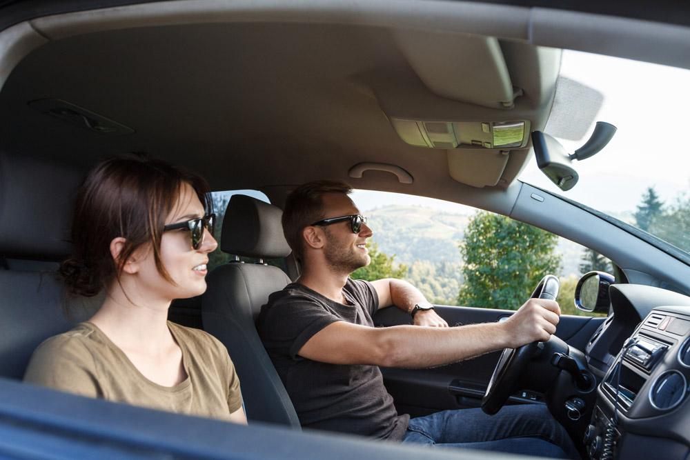 Las mejores apps de fotos para tu viaje en coche de alquiler