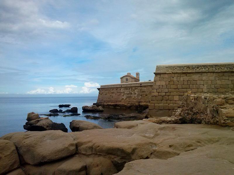 Isla de Tabarca para visitar desde Torrevieja