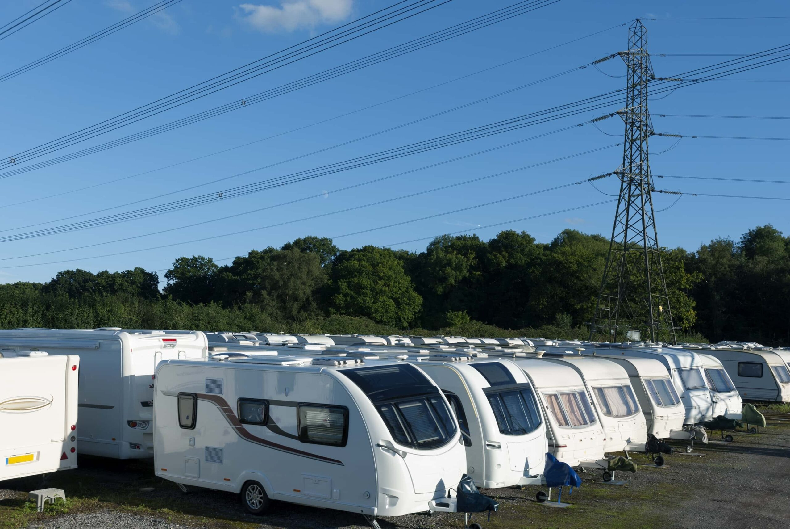 Zonas Camper Park en la provincia de Alicante