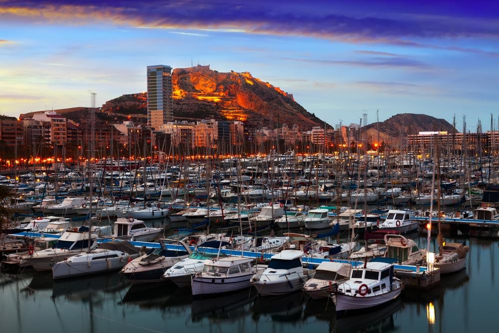 Escapadas en otoño a Alicante