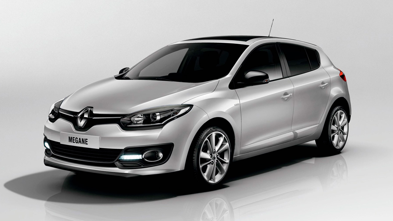 Group D – Automatic Renault Megane automatic or similar