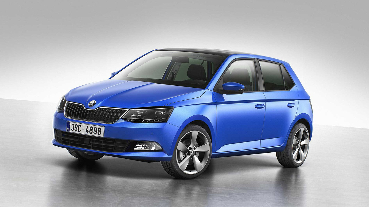 Group D1 – Automatic Skoda Fabia automatic or similar