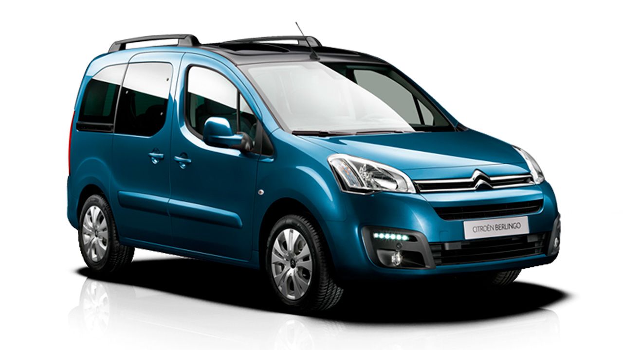 Grupo E Citroën Berlingo o similar