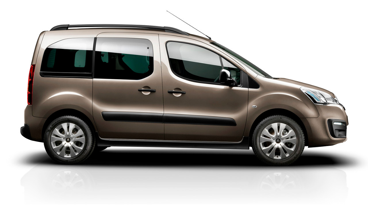 Grupo G - 6 Plazas Citroën Berlingo o similar