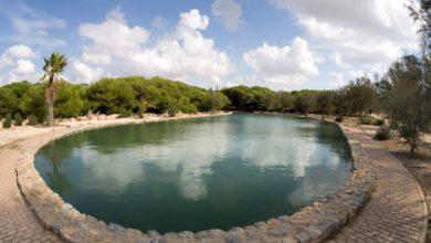 Paraje Natural del Molino del Agua en Torrevieja