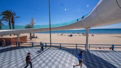 Disfruta del buen tiempo de Alicante para disfrutar del Paseo de Gómiz