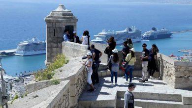 Las mejores vistas panorámicas del puerto de Alicante