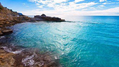 Aprovecha el buen tiempo y disfruta de la maravillosa Cala Andrago
