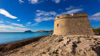 Descubre el Castillo de Moraira
