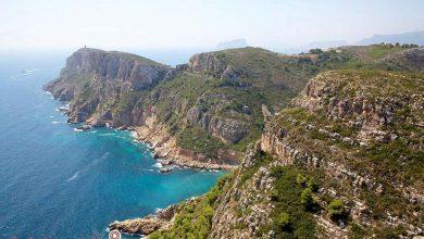 Coge tu coche de alquiler y visita la costa de Moraira