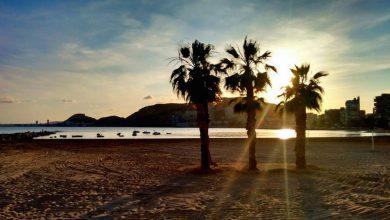 Consulta el tiempo en Alicante para disfrutar de la Playa Almadraba