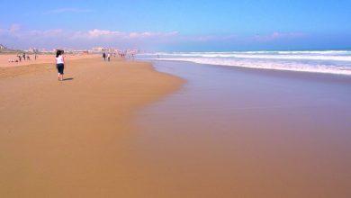 Disfruta del buen tiempo paseando por la playa de La Mata Torrevieja